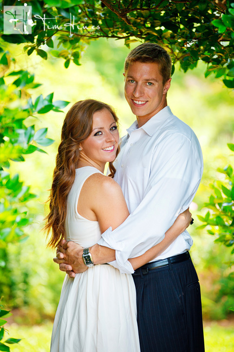 Charlotte photo1 Kristen & Trevor Engaged | Charlotte Engagement Photographer