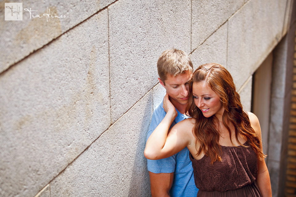 Charlotte photo9 Kristen & Trevor Engaged | Charlotte Engagement Photographer