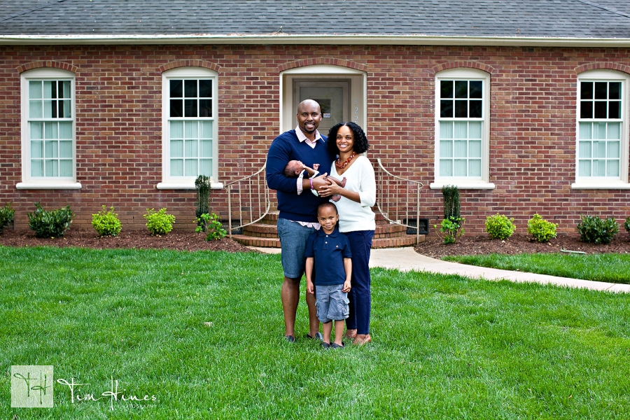 Charlotte Family Portrait Photographer