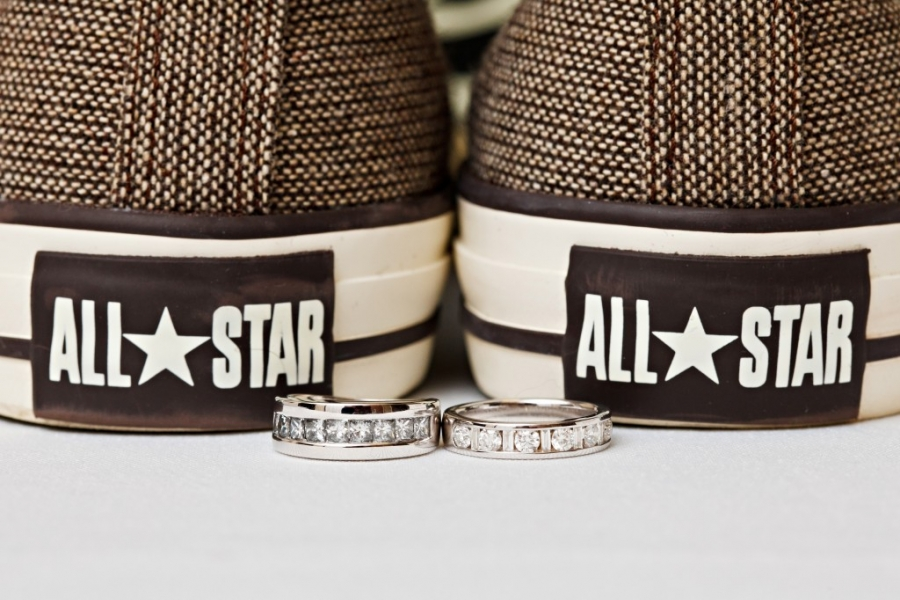 Chuck Taylor Wedding Ring