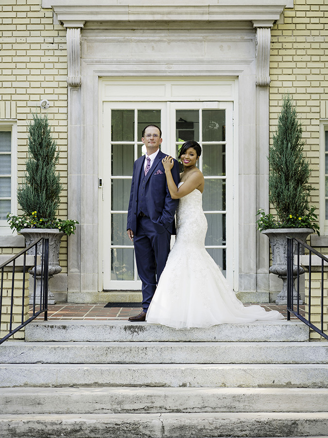 Separk Mansion Wedding Charlotte Photographer North Carolina